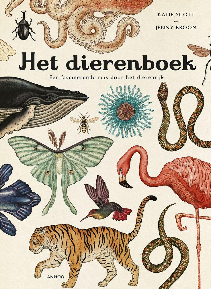 €19,99 Het dierenboek | Terra Lannoo