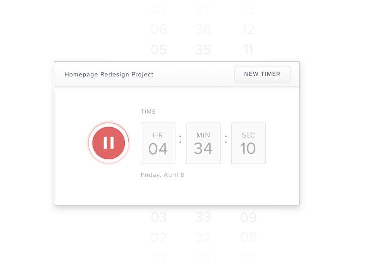 Time Tracking - Bonsai