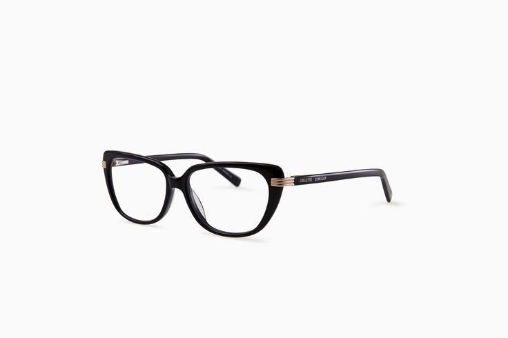 This frame draws inspiration from the Art Deco movement. With its bold shape and ornamental detail, this high gloss black acetate frame can take you from the office to an evening gala. #Classic #Collette4Specsavers shop here: http://www.specsavers.co.nz/glasses/c-dinnigan-20?sku=25665932