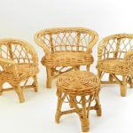 11 Awesome Wicker Doll Furniture Designer Ideas