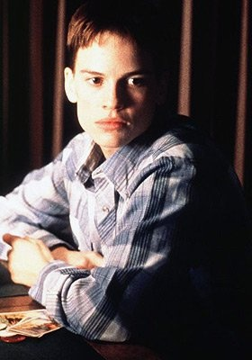 Boys Don't Cry (1999)  Hilary Swank as Brandon Teena / Teena Brandon