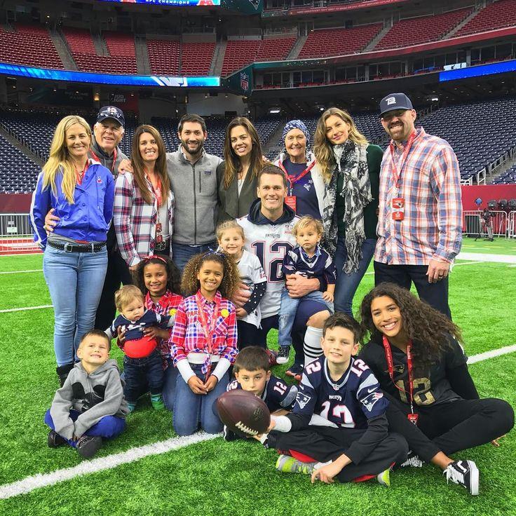 How Tom Brady and Gisele Bundchen Celebrated Patriots' Super Bowl Win - ABC News