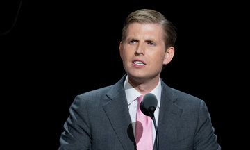 Clueless.  Eric Trump Laughably Claims His Dad Built Business From 'Just About Nothing' | Huffington Post