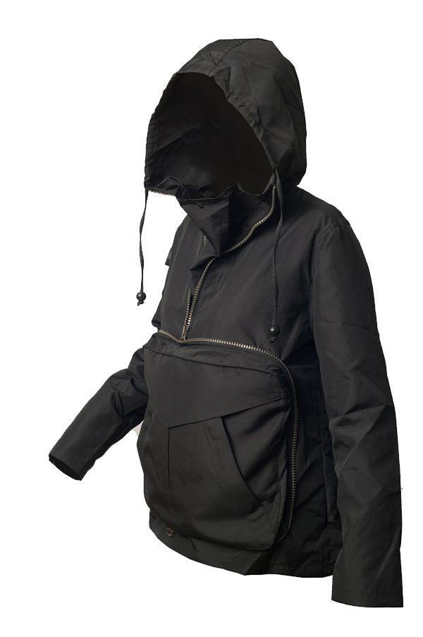gh24 waterproof jacket. #urban #waterproof #ergonomics #multifunctional #jacket #city #lifestyle