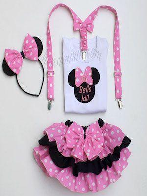 NiceYaslara.com/DoğumGünüKıyafetleri #bebek #doğumgünükıyafeti #bebekdoğumgünükostüm #minnie #minniekostüm #bebekkostüm