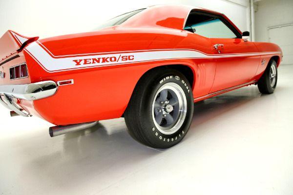 1969 Chevrolet Camaro 427 Yenko Replica - American Dream Machines | Classic and Muscle Cars