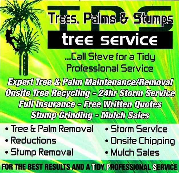 TPS Expert Tree Lopping Emergency Tree Services Capalaba Brisbane