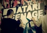 Crowdfunding, Anonymous, Sony… e o Atari Teenage Riot chegando ao Brasil