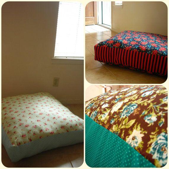 Floor Pillows Diy