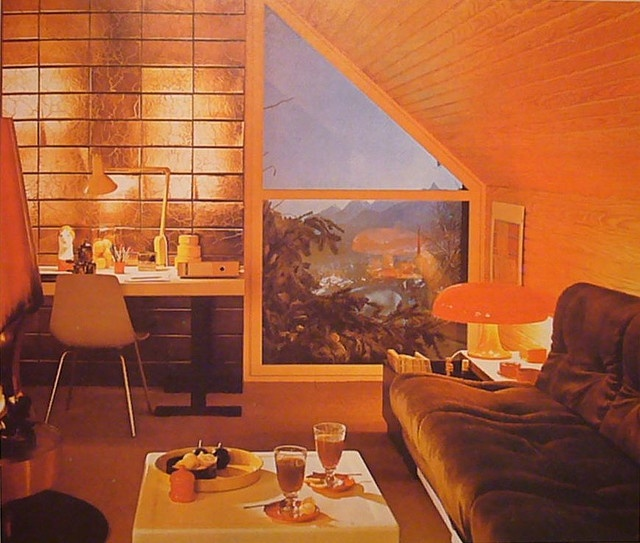 304 best shelter 60 39 s 70 39 s images on pinterest for 70 s decoration ideas