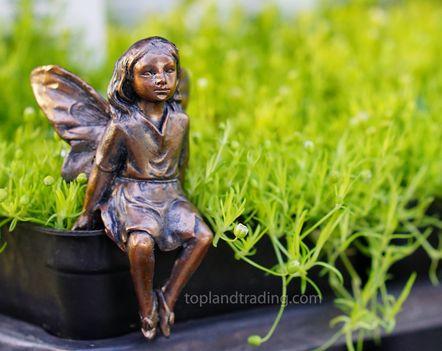 Little fairy pot hugger - 4389