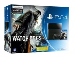 UK CHEAPEST PRICE Sony PS4 WATCHDOGS Console Bundle - Preorder Tesco Direct £346.50 with code (ends sunday) TDX-KMNT