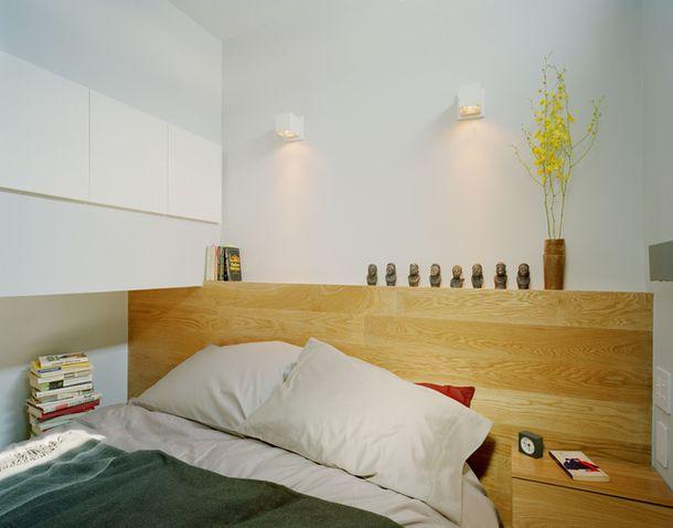 Квартира в Нью-Йорке, 45 м²