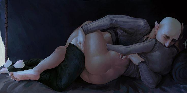 Dragon Alter bessere Sexszene
