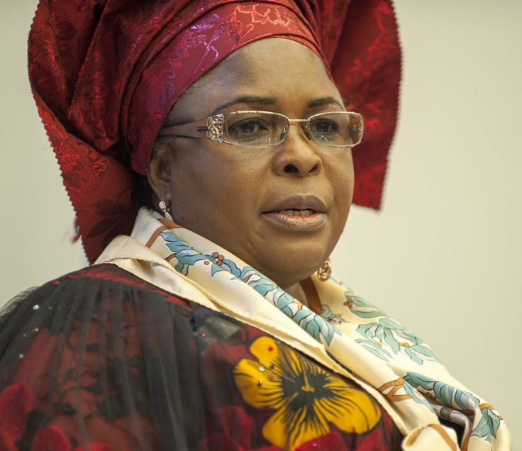 Court Orders Forfeiture of Patience Jonathans $5.9m