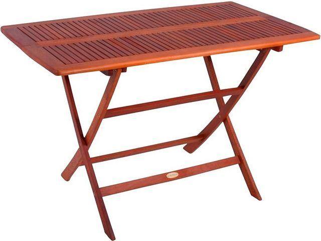Balkontisch Gartentisch Klapptisch Kaffeetisch Holztisch Tisch 50 x 50 x 70 cm