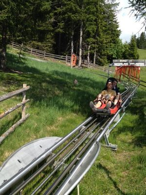 Alpin Sommer Rodelbahn