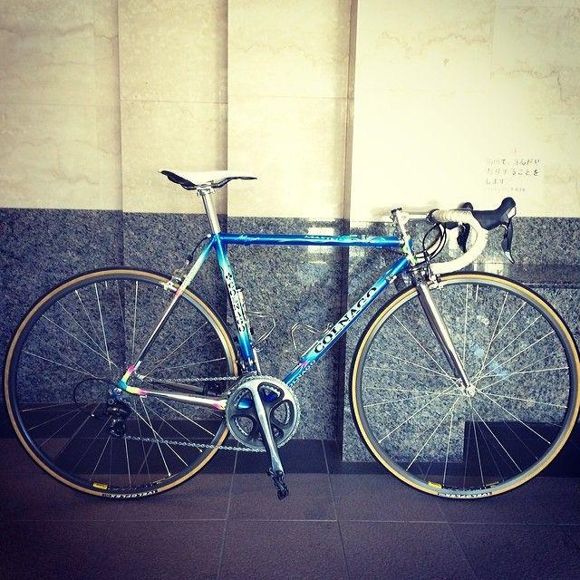 ホイールを新調したのである 泥日記 ホイール 自転車 タイヤ
