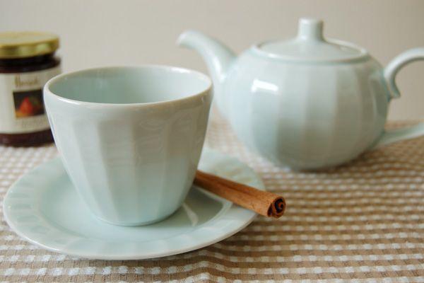 白山陶器 しのぎ フリーカップ | monsen