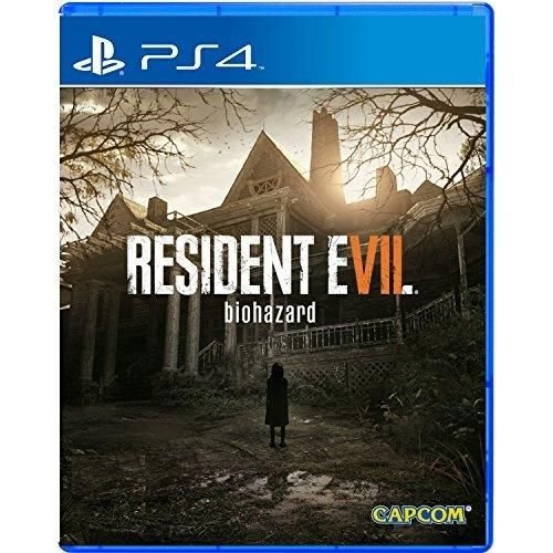 Resident Evil 7 : Biohazard (Voice: English/Spanish/French/Italian/German/Japanese Subtitles : EN/ES/FR/IT/DE/JP/CHINESE & More) for PS4 PlayStation 4 & Pro PlayStation VR PSVR
