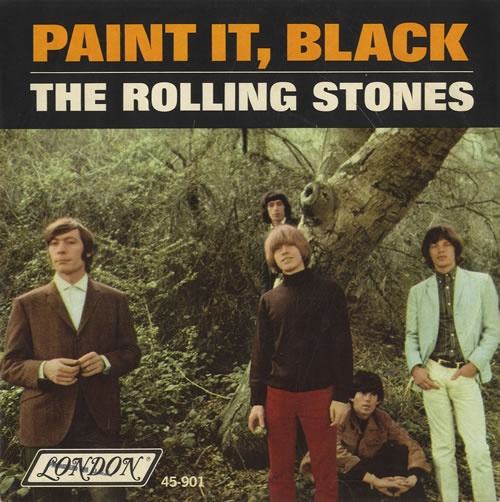the rolling stones paint it black - Bing Images