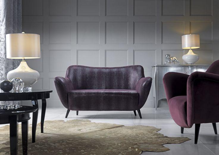 Sofa, fotel Vintage.
