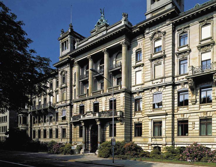 Corporate Centre, Mythenquai 2, Zurich