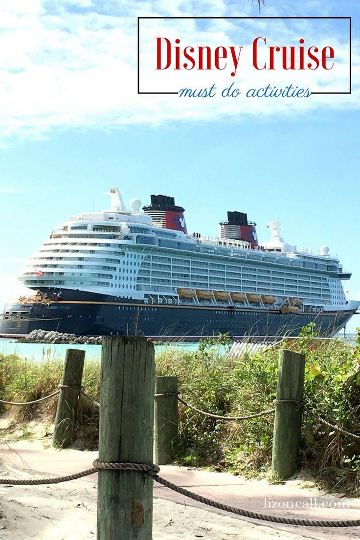 Must Do Activities On A Disney Cruise Liz On Call Disney Cruise Adventure Of The Seas Cruise [ jpg ]