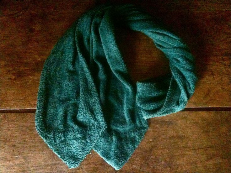 Vintage English Dark Green Terry Ascot Tie circa 1960's Purchase in store here http://www.europeanvintageemporium.com/product/vintage-english-dark-green-terry-ascot-tie-circa-1960s/