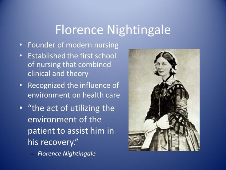 florence nightingale theory case study Florence nightingale is now a much ignored historical figure the publication of the collected works of florence nightingale by wilfred laurier university press, beginning in 2001, will outline her enormous contribution not only to the foundation of the nursing profession but also to the establishment of a public healthcare system.