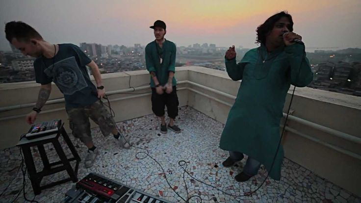 Dub FX 'NO REST FOR THE WICKED' feat. CAde & Mahesh Vinayakram