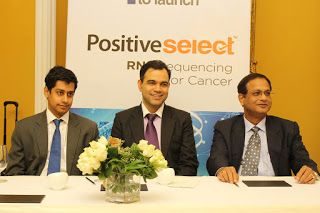 Positive Bioscience launches Positive Select, RNA sequencing test for Cancer treatment http://www.pocketnewsalert.com/2016/01/Positive-Bioscience-launches-Positive-Select-RNA-sequencing-test-for-Cancer-treatment.html