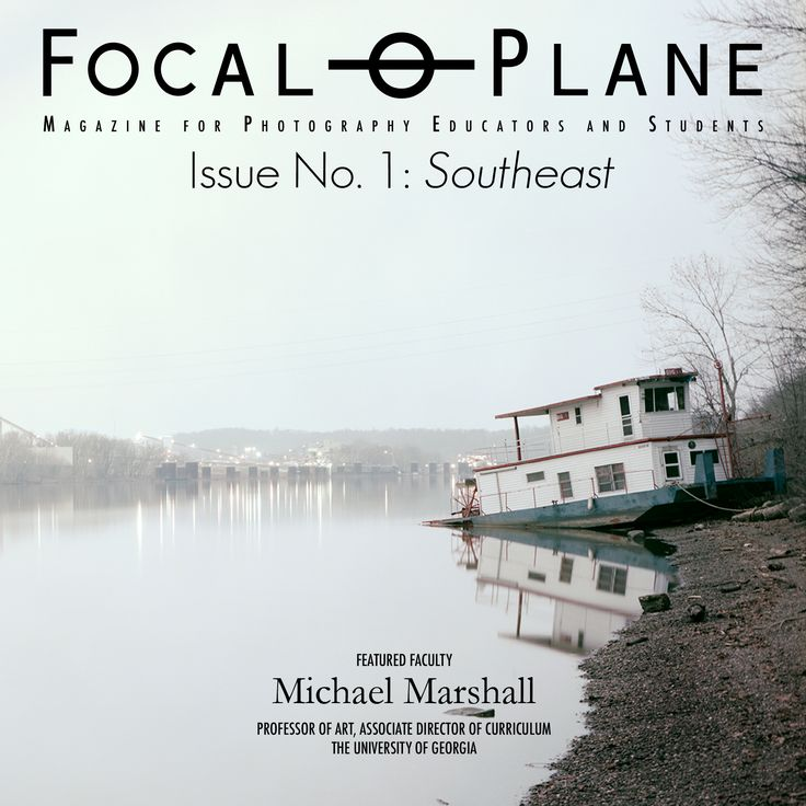 Focal Plane No. 1: Southeast features photography faculty and students in higher education. Michael Marshall (shown), faculty from Lamar Dodd School of Art at University of Georgia explores the notions of power structures in the rural South. Other photographers included in Focal Plane No. 1: Southeast are Aaron Edward Ellis, student from Barton College; Brittany Hand, student from Pitt Community College; Morgan Holloman, student from Lamar Dodd School of Art at University of Georgia; Gerard…