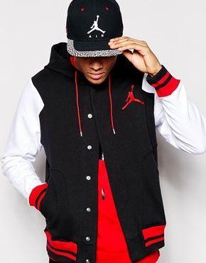 5310cd97f08d2a Nike Jordan Varsity Jacket - that should be mine!