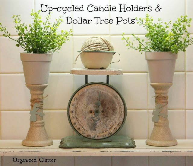 137 best dollar tree decor repurposed diy images on for Bathroom decor dollar tree
