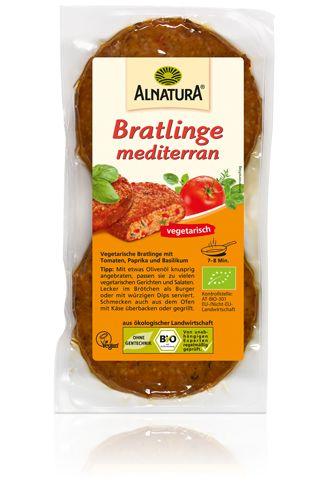 Alnatura vagy DM Bio vegán hamburgerpogácsa