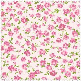 pretty florals in pink