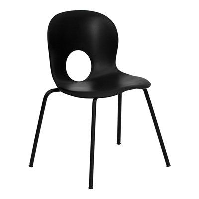 Flash Furniture RUT-NC258 HERCULES™ Plastic Stack Chair