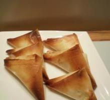 Recette - Samoussas surimi curry ananas - Notée 4.3/5 par les internautes