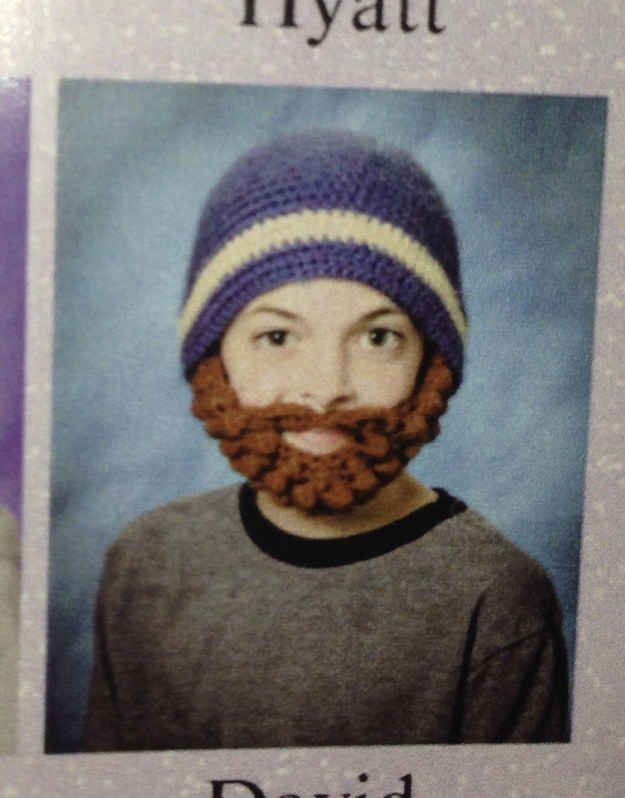 This yearbook photo: | 29 Pictures That Will Instantly Make Your Day