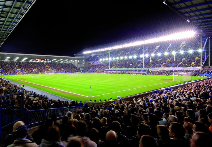 @Everton Goodison Park #9ine