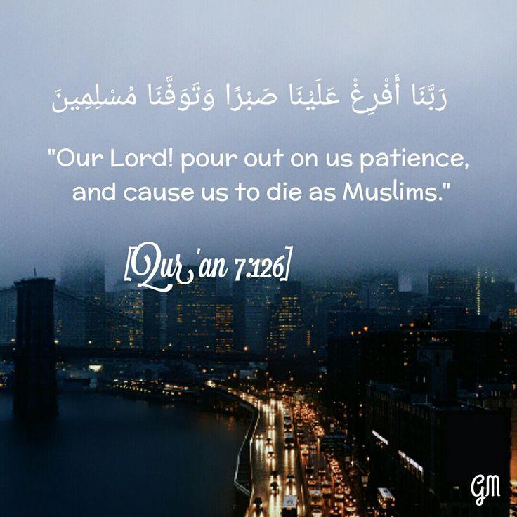[Quran 7:126]  #Dua #supplication #Allah #muslim #islamicquotes #islam #quran #ayat #QuranicDua #instamuslim #instaislam #salaah #dhikr #allahakbar #alhamdulillah #subhanallah #mashallah #inShaAllah  #zakirnaik #whoismuhammed #prophet #peace #jannah #straightpath