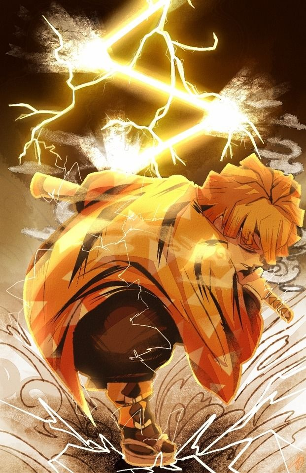 Thunder Clap And Flash In 2020 Anime Demon Hd Anime Wallpapers Anime Wallpaper