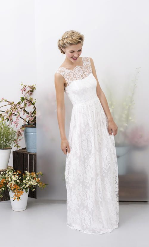 ...  Brautkleid standesamt, Brautkleid spitze und Standesamtkleider