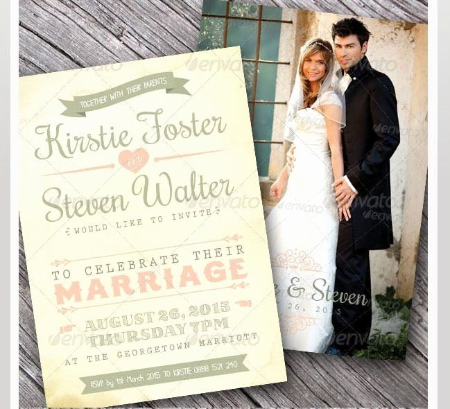 Wedding Invite Template Photoshop Best Of 45 Beautiful Wedding Wedding Invitation Templates Beautiful Wedding Invitations Vintage Wedding Invitations Templates