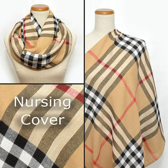 Breastfeeding Cover Nursing Cover Scarf Nursing by EcoNursing, $20.00