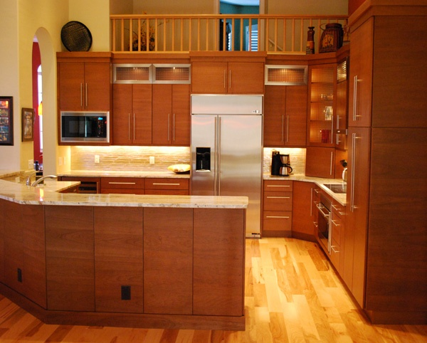 Contemporary kitchens cabico cabinets pinterest for Cabico kitchen cabinets