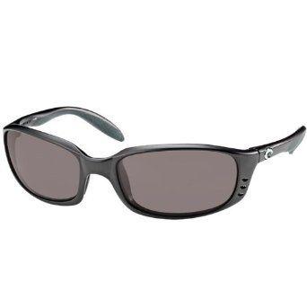 Costa Brine Polarized Sunglasses - Costa 580 Polycarbonate Lens http://www.branddot.com/13/Costa-Del-Mar-Polarized-Sunglasses/dp/B005OAKLLE/ref=sr_1_78/182-1276343-8977431?s=apparel