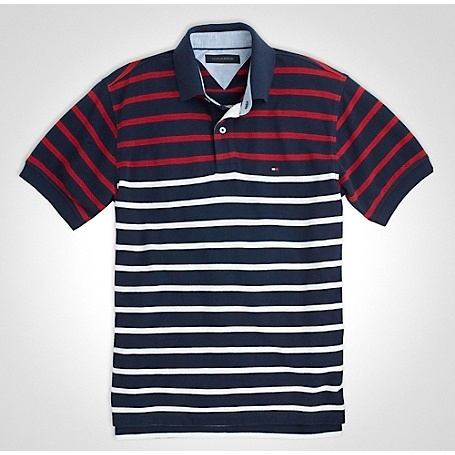 tommy striped poloTommy Stripes, Gift Ideas, Stripes Polo, Polo Shirts, Rapport Localizado