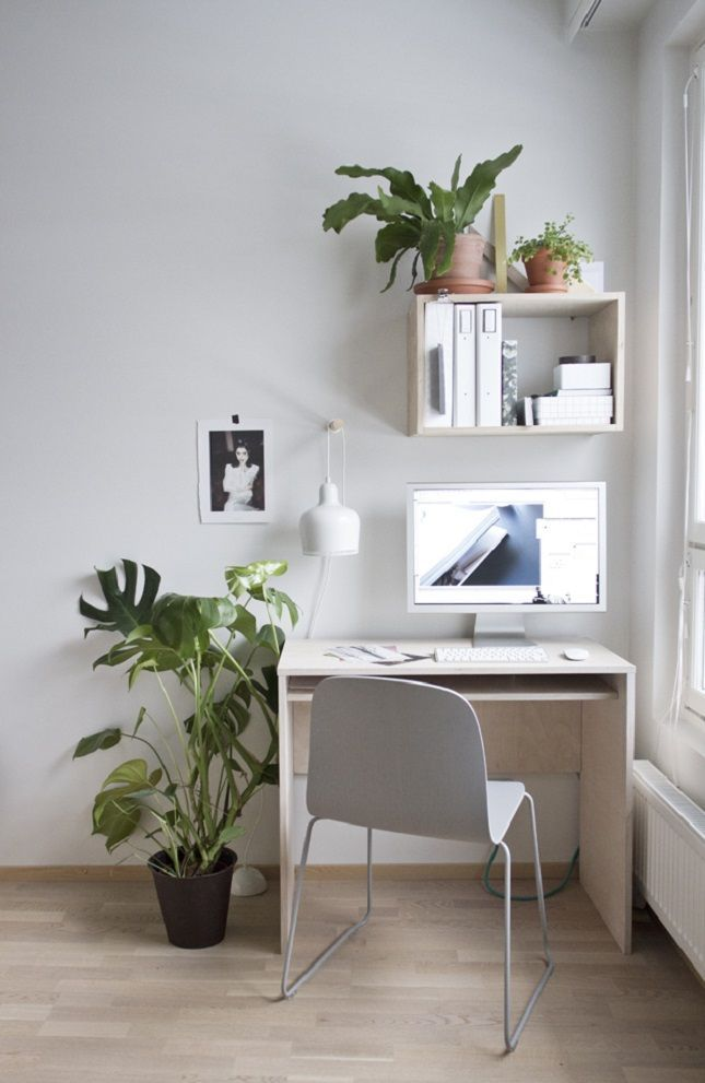 20 Pantone-Approved Ways to Revamp Your Office + Improve Your Work Day via Brit + Co